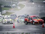 跨界赛车这么玩 雨中观战CRCC中国首秀