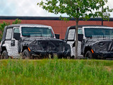 Jeep新牧马人两门版首次曝光 即将亮相
