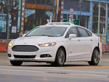 福特成功展示自动驾驶技术 2021年推出