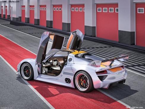 保时捷 918 RSR Concept