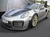 保时捷911 GT2 RS正式发布 史上最强911