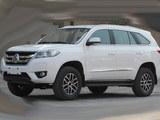 东风汽车全新SUV谍照曝光 1.9T柴油动力