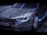 宝马发布i8 Spyder预告片 最快9月亮相