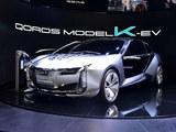 观致Model K-EV 续航500km/不对称车门
