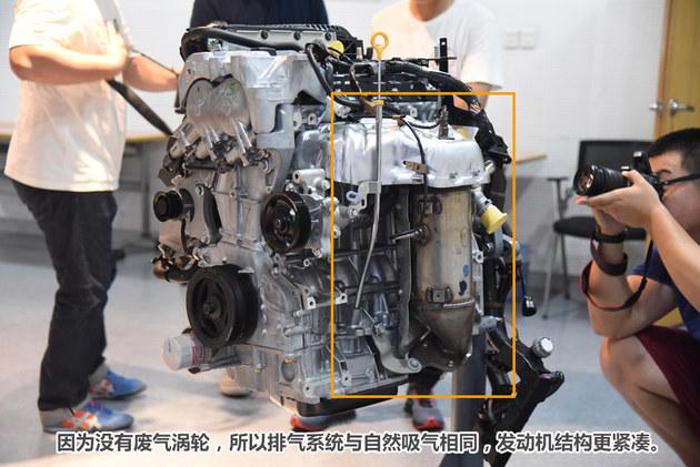 舒适/性能并重 楼兰机械增压发动机解析