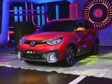 时尚小SUV新选择 东风风神AX4实拍解析