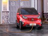 宝骏E100电动车即将预售 全国限量200台
