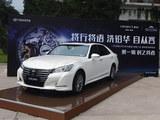 陀飞轮北京造 与一汽丰田皇冠走进北表厂