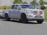 奔驰确认X级皮卡于7月18日全球正式发布