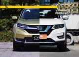 全新CR-V过招日产奇骏 紧凑型SUV谁更强