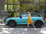 MINI COOPER加勒比蓝限量版 售28.5万元