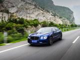 宾利全新飞驰V8 S试驾 速度与奢华并存