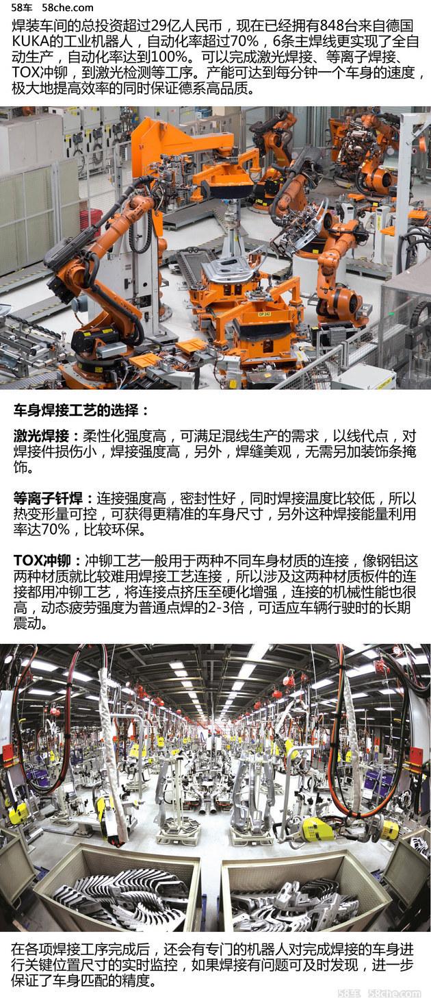 科技与环保 一汽-大众华南基地品质之旅
