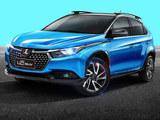 纳智捷U5 SUV将于8月25日预售 10月上市