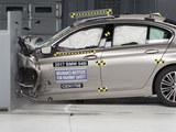 宝马新5系IIHS测试分析 25%碰撞提升明显