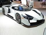 超跑SCG 003CS下月发布 起售价200万美金