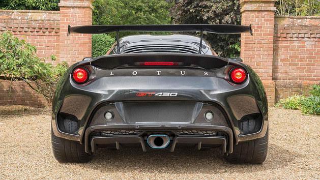 路特斯最强车型GT430亮相 全球限量60台