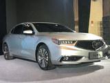 讴歌TLX-L量产版实车图曝光 预12月上市