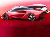 曝法拉利P3渲染图 或为法拉利旗舰车型