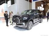 大通D90 8月8日正式上市 定位中大型SUV