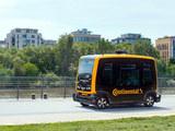 概念出租车开始测试 法兰克福车展亮相