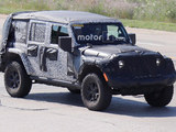 Jeep新一代牧马人再曝谍照 或12月亮相