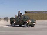 建军90周年阅兵 BJ80再次成为检阅车