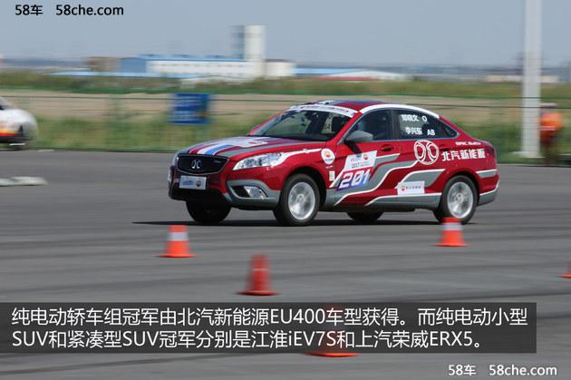 CCPC克拉玛依开战 长安CS55获分组冠军