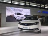 有望9月上市 帝豪PHEV亮相上海未来汽车展