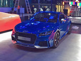 奥迪TT RS Coupe或将于9月上市 400马力