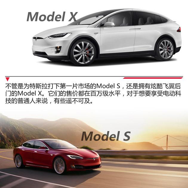 小众or大众 Model 3将成特斯拉转折点