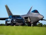 皮卡中的F-22战斗机 F-150猛禽特别版