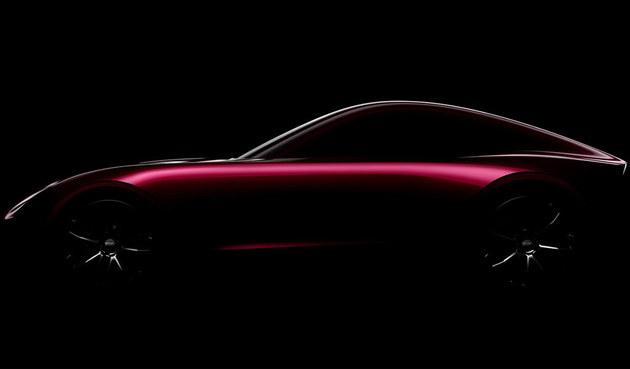 TVR全新跑车最新预告图 或9月正式亮相