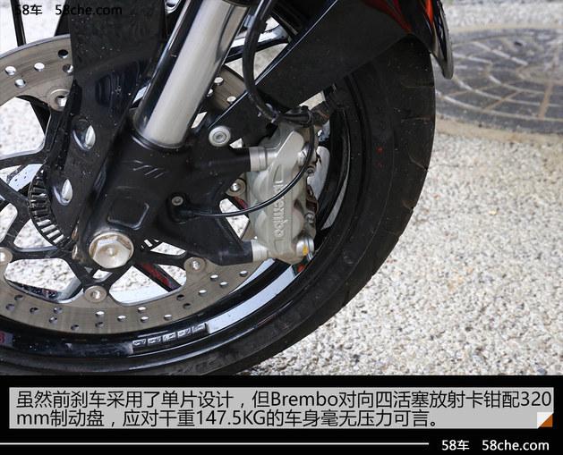 试驾KTM 690 DUKE 可控顺滑的大单缸