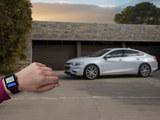 雪佛兰逐步普及以Apple Watch控制汽车