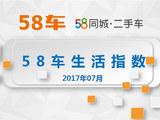 保时捷成Dreamcar 7月58车生活指数报告