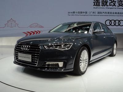 新款奥迪A6L/A6L e-tron 将8月25日上市