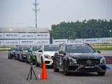 奔驰AMG驾驶学院体验 纯粹的赛道精神