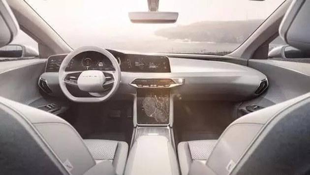 Lucid旗下主力车型Air亮相 2018年量产