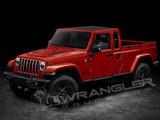 Jeep牧马人Scrambler 或将2018正式发布