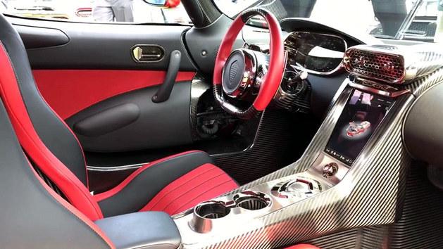 科尼赛克Regera特别版亮相 获1521马力