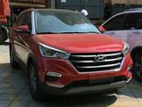成都车展探馆 北京现代新款ix25被曝光