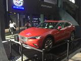 一汽马自达CX-4上市 售14.08-21.58万