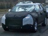 雪佛兰全新车型定位中级SUV 命名Blazer