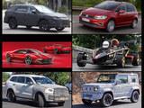 福特Bronco/日产Titan领衔一周海外新车