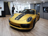 成都车展 保时捷911特别版首发限量500台