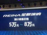 成都车展 北京现代全新瑞纳预售5-8万