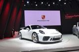 成都车展 新款911 GT3售价202.8万元