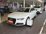 成都车展 奥迪新款A7上市售价59.80万起