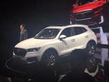 成都车展 宝沃BX5 1.4T车型售12.38万起